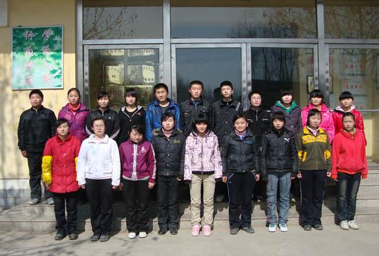 涿州东仙坡学评选校园之星
