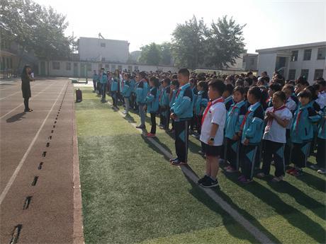 我的中国梦 --高新区宋营小学学区艺术节启动仪式简报